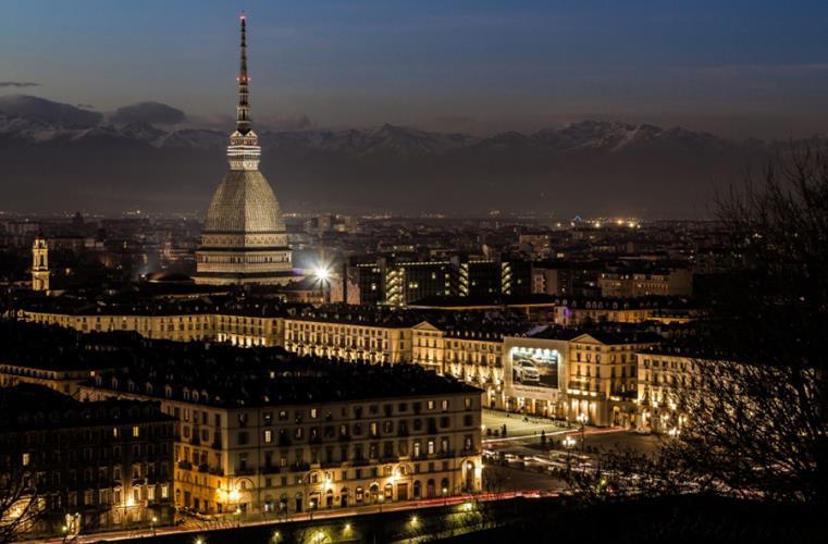 Hotel Piazza Vittorio Torino